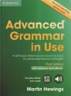 Advanced Grammar In Use: Book With Answers And Interactive Ebook