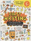 First Writing Age 3 Ingles