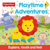 Fisher Price Playtime Adventures Touch And Feel Ingles