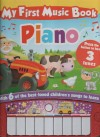 My First Music Book Piano Ingles