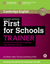 First Schools Trainer 2ed Bk Key/download Audio
