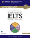 The Official Cambridge Guide To Ielts Sb Key/dvd Rom