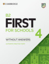 B2 First For Schools 4. Student's Book Without Answers.