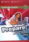 Cambridge English Prepare! Level 4: Student's Book And Online Workbook