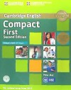 Compact First, B2 Upper Intermediate . Student's Book With Answers