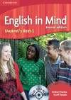 English In Mind Level 1 Student's Book With Dvd-rom 2nd Edition