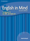 English In Mind Level 5 Testmaker Cd-rom And Audio Cd 2nd Edition