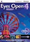 Eyes Open Level 4: Student's Book With Online Workbook And Online Practice