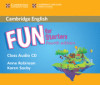 Fun For Starters Class Audio Cd 4th Edition