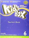 Kid's Box 6 2ed Updated Tch