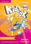 Kid's Box American English Starter Flashcards (pack Of 78) 2nd Edition