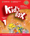 Kid's Box English For Spanish Speakers, Level 1. Teacher's Book