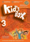 Kid's Box English For Spanish Speakers, Level 3. Teacher's Resource Book With Audio Cds (2)