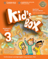 Kid's Box Level 3 Teacher's Book Updated English For Spanish Speakers 2nd Edition