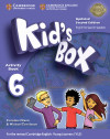 Kid's Box Level 6 Activity Book With Cd Rom And My Home Booklet Updated English For Spanish Speakers 2nd Edition