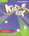 Kid's Box Level 6: Activity Book With Online Resources