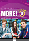 More! Level 4 Student's Book With Cyber Homework And Online Resources 2nd Edition