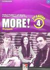 More! Level 4 Workbook 2nd Edition