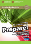 Prepare! Level 6, Teacher's Book With Dvd And Teacher's Resources Online