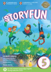 Storyfun For Flyers 5 Student's Book With Online Activities And Home Fun Booklet 5