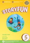 Storyfun For Flyers 5 Teacher's Book With Audio