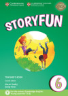 Storyfun For Flyers 6 Teacher's Book With Audio