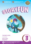 Storyfun For Movers 3 Teacher's Book With Audio