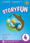 Storyfun For Movers 4 Teacher's Book With Audio