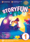 Storyfun For Starters Level 1 Student's Book With Online Activities And Home Fun Booklet 1 2nd Edition