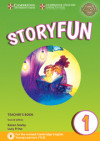 Storyfun For Starters Level 1 Teacher's Book With Audio 2nd Edition
