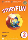 Storyfun For Starters Level 2 Teacher's Book With Audio 2nd Edition