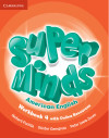 Super Minds American English Level 4 Workbook With Online Resources