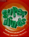 Super Minds Level 4: Workbook With Online Resources