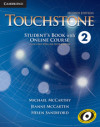 Touchstone Level 2 Student's Book With Online Course (includes Online Workbook)