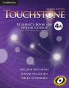 Touchstone Level 4 Student's Book With Online Course A (includes Online Workbook) 2nd Edition