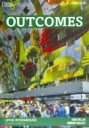Outcomes Upper Intermediate. Student's Book + Access Code + Class Dvd
