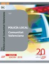 Policía Local De La Comunitat Valenciana. Test