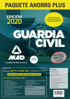 Paquete Ahorro Plus Guardia Civil 2020