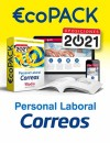 Pack Personal Laboral Correos 2020