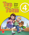 Top Team, 4 Primary : Class Book
