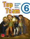 Top Team 6 Primary: Activity Book