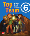 Top Team 6 Primary: Class Book