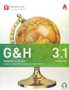 G&h 3.1-3.2 (geography) + Cd 3d Class