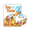 Top Team, 2 Primary : Activity Book