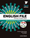 English File 3rd Edition Advanced. Student's Book Multipack A