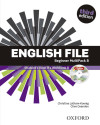 English File 3rd Edition Beginner. Student's Book + Workbook Multipack B