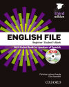 English File 3rd Edition Beginner Student's Book + Workbook Without Key Pack