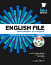 English File 3rd Edition Pre-intermediate. Student's Book, Itutor And Pocket Book Pack