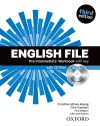 English File 3rd Edition Pre-intermediate. Workbook With Key And Ichecker