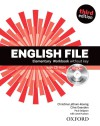 English File Elementary: Workbook Without Answer Key And Ichecker